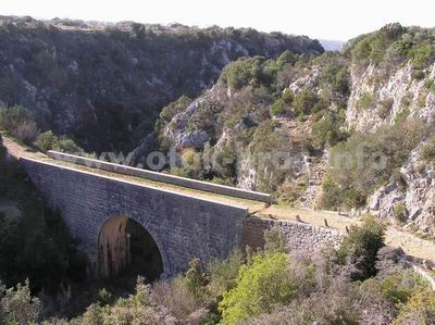 Most Franje Josipa - Ložišća