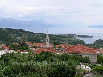Selca - otok Brač