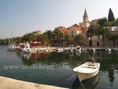 Splitska otok Brač