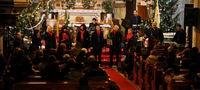 Novogodišnji nastup grupe Verbum Dei u župnoj crkvi u Supetru 2011.