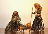 Aromatične jaslice Vesne Rožić Šibić iz Nerežišća